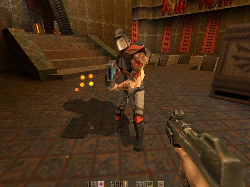 скачать игру Quake 2 - фото 3