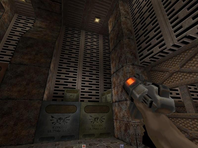 Quake 2 > Quake II Evolved > Quake II Evolved (Q2E) and High